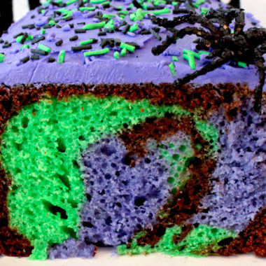 Bewitched Cake - Two Sisters