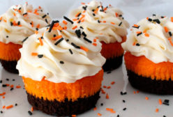 Brownie Cupcakes for Halloween