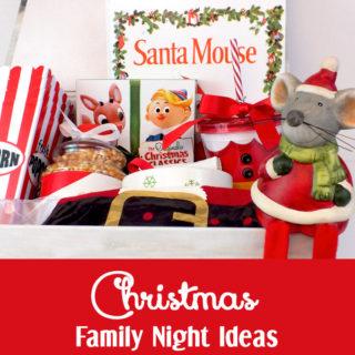 Christmas Family Night Ideas