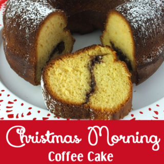 Christmas Morning Coffee Cake