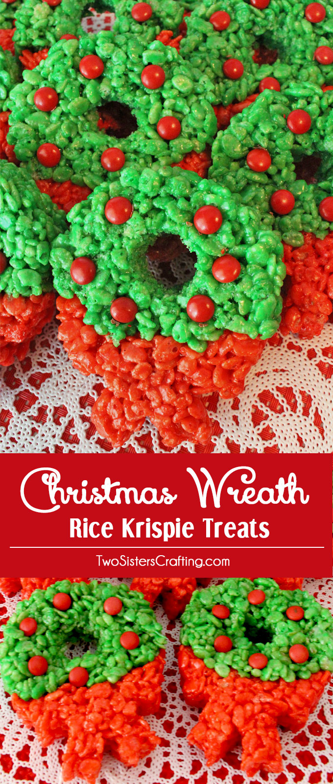 Rice Krispie Christmas Treats