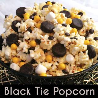 Black Tie Popcorn