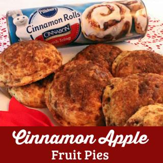 Cinnamon Apple Fruit Pies