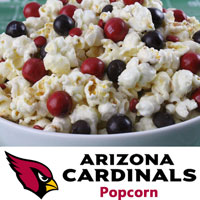 Arizona Cardinals Popcorn