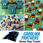 Carolina Panthers Game Day Treats