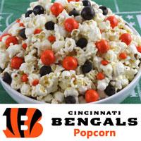 Cincinnati Bengals Popcorn