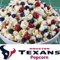 Houston Texans Popcorn