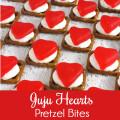 Juju Hearts Pretzel Bites