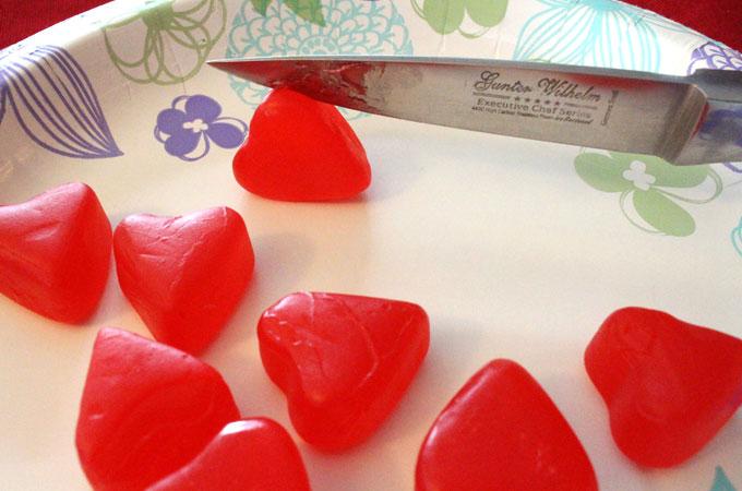 Splitting the Juju Hearts in Half
