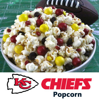 Kansas City Chiefs Popcorn