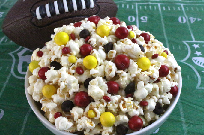 Kansas City Chiefs Popcorn Two Sisters