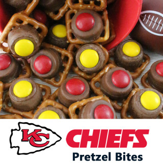 Kansas City Chiefs Pretzel Bites