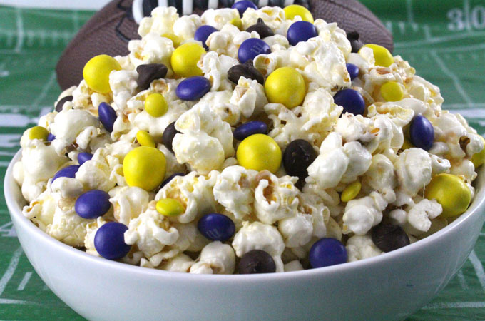 Minnesota Vikings Popcorn