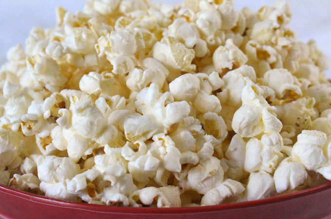 How To Make Perfect Popcorn Two Sisters