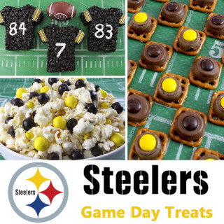 Pittsburgh Steelers Game Day Treats