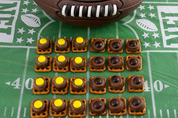 Pittsburgh Steelers Pretzel Bites