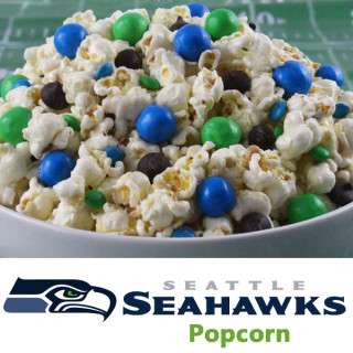 Seattle Seahawks Popcorn