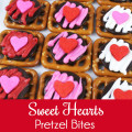 Sweet Hearts Pretzel Bites