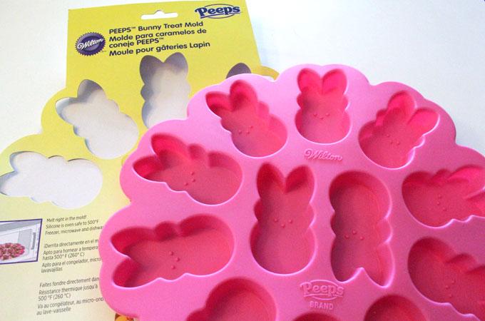 Wilton Peeps Candy Mold
