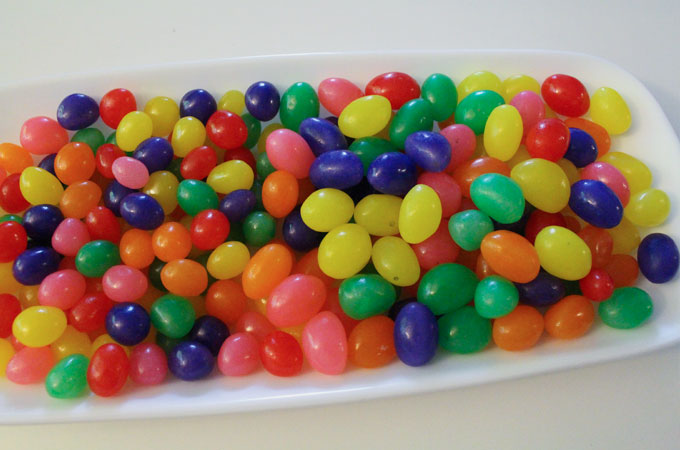 Jelly Beans for the Jelly Bean Popcorn