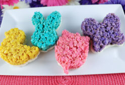 Springtime Rice Krispie Treats