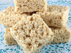 The Best Ever Rice Krispie Treat Recipe