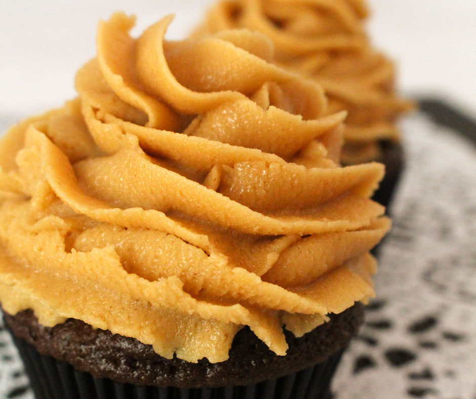 Best Peanut Butter Buttercream Frosting Two Sisters