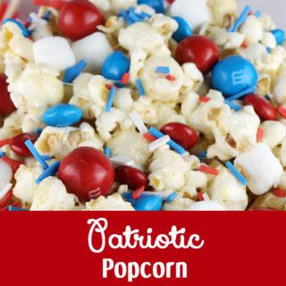 Patriotic Popcorn