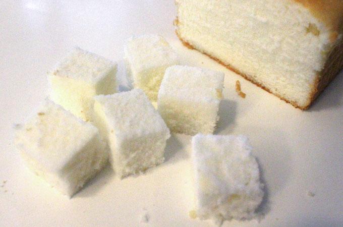 Cake for the shortcake