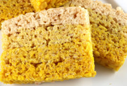 Sunshine Rice Krispie Treats