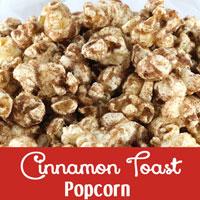 Cinnamon Toast Popcorn