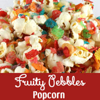 Fruity Pebbles Popcorn