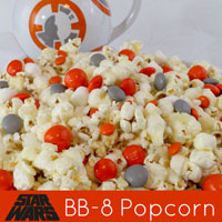 Star Wars BB-8 Popcorn