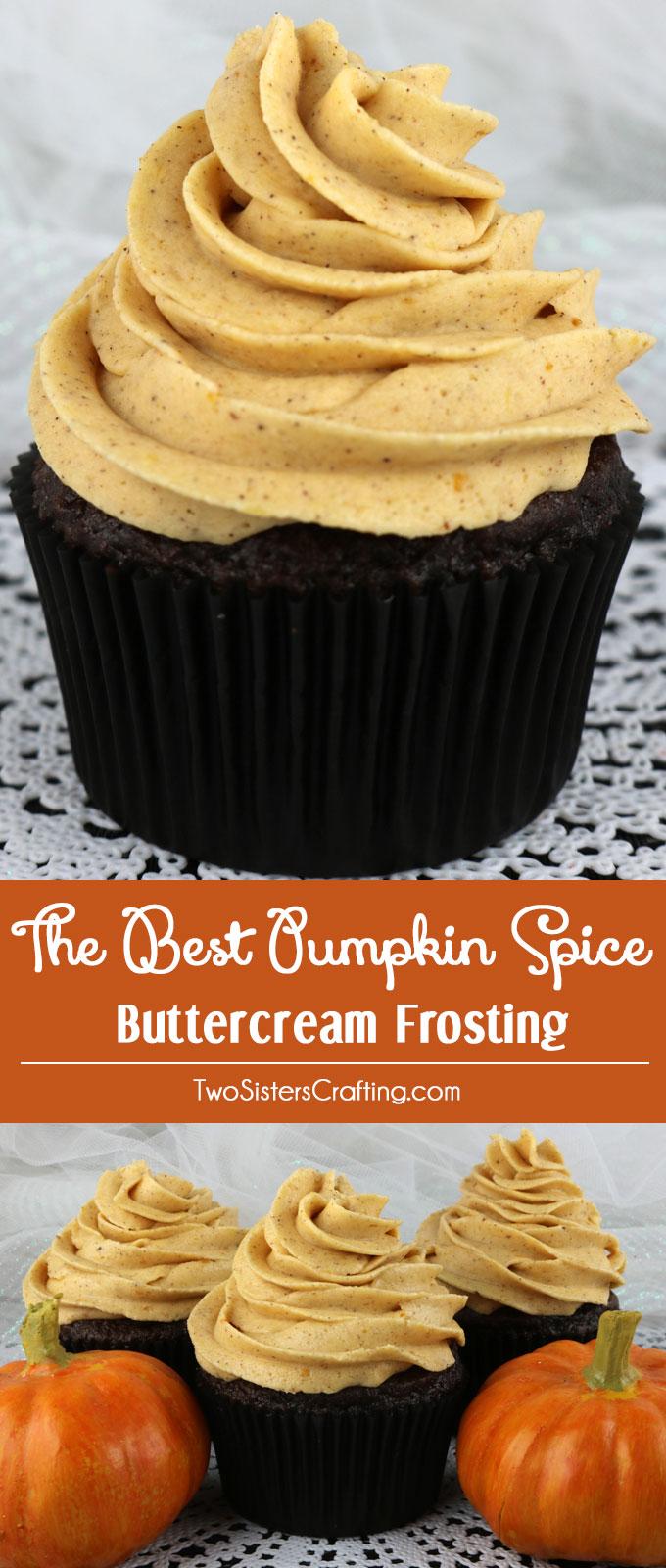 Pumpkin-Spiced Buttercream
