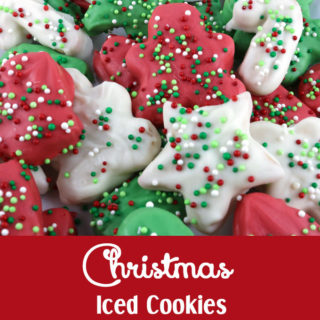 Holiday Circus Cookies