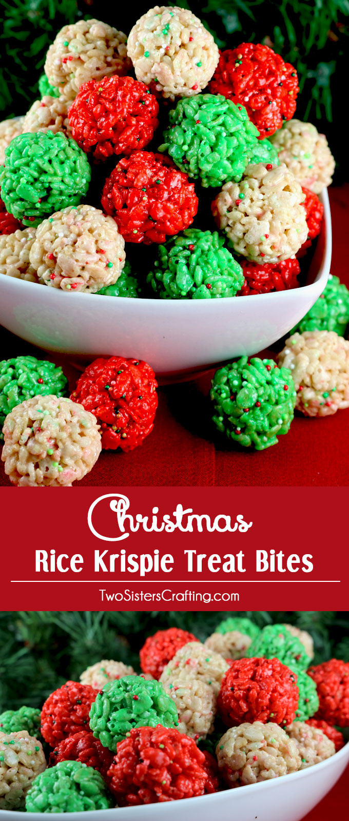 Christmas Rice Crispy Treats Ideas