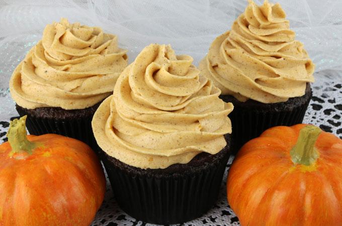 The Best Pumpkin E Ercream Frosting Sweet Creamy Y