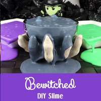 Bewitched DIY Slime