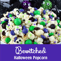 Bewitched Halloween Popcor