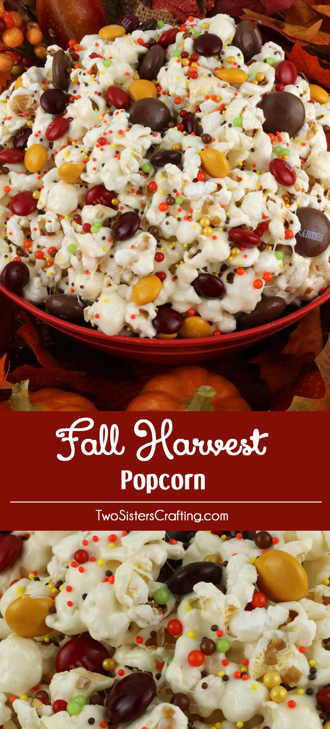 fall harvest popcorn two sisters. Black Bedroom Furniture Sets. Home Design Ideas