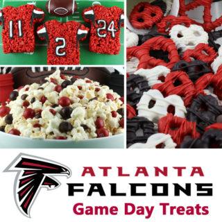 Atlanta Falcons Game Day Treats