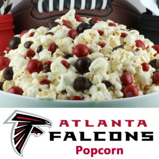 Atlanta Falcons Popcorn