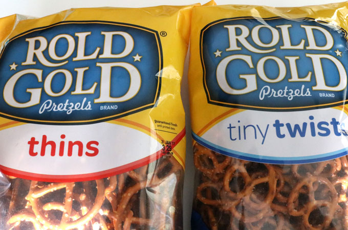 Pretzels for the Atlanta Falcons Pretzels