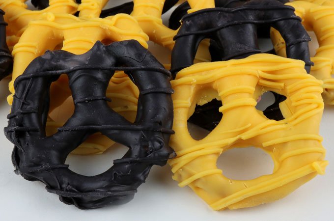 Pittsburgh Steelers Pretzels