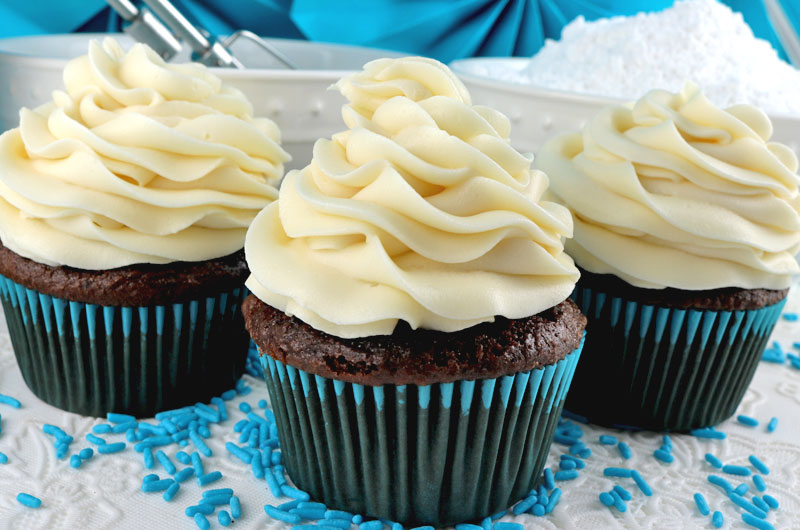 How to make frosting without cream cheese and powdered sugar