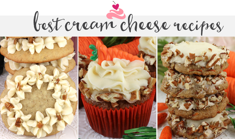 The Best Cream Cheese Frosting Two Sisters