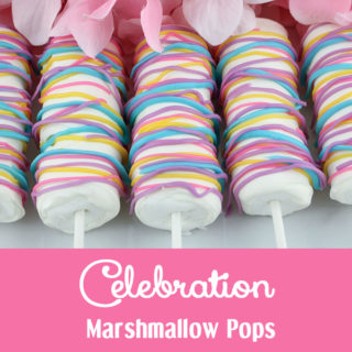 Celebration Marshmallow Pops