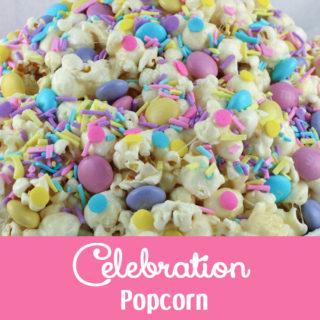 Springtime Celebration Popcorn