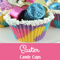 Easter Candy Cups