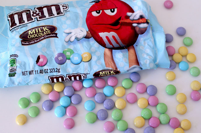 Bunny Mix Holiday M&M's